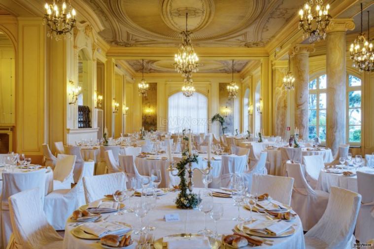Sala Belle Epoque  Villa Igiea  5 stelle Lusso  Foto 3