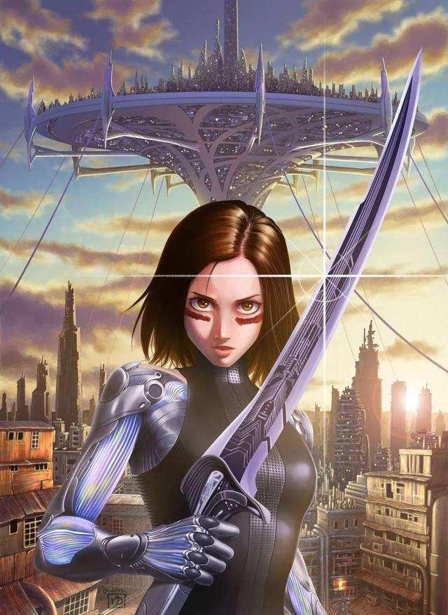 爬取貓眼評論,分析《阿麗塔:戰斗天使》 | Don Lex