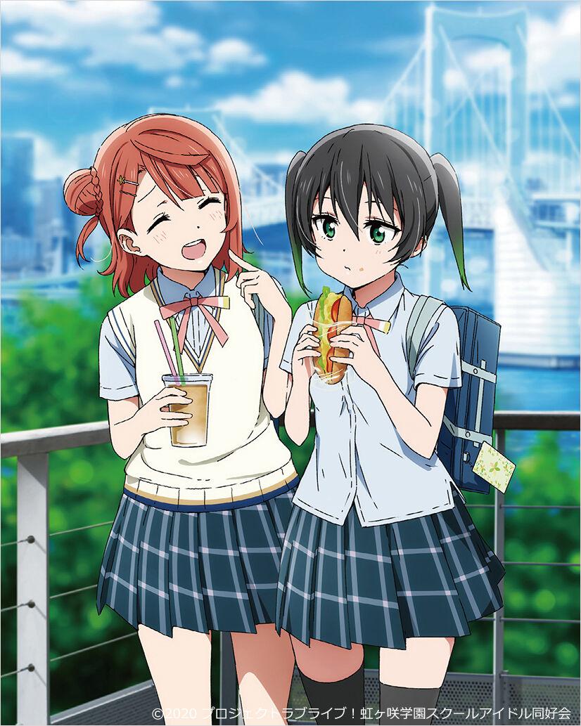 Love Live! Nijigasaki Gakuen School Idol Doukoukai BD Vol 1 (Episode 1) Subtitle Indonesia