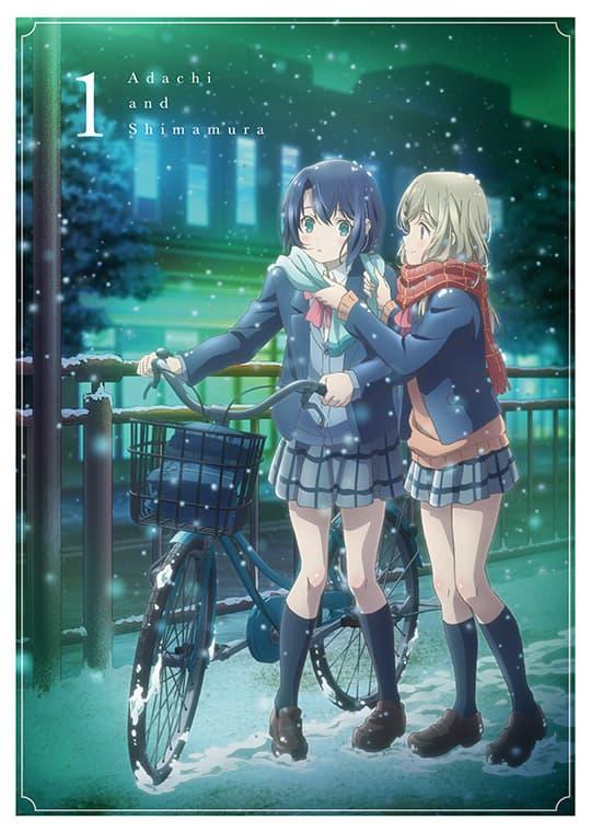 Adachi to Shimamura BD Vol 1 (Episode 1-3) Subtitle Indonesia