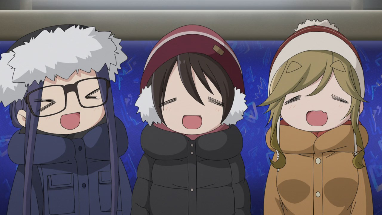 Yuru Camp△ Season 2 Episode 5 Subtitle Indonesia