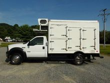 Used reefer trucks for sale