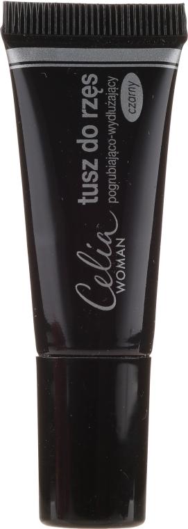 Mascara - Mascara Celia noir dans le tube (réserve)