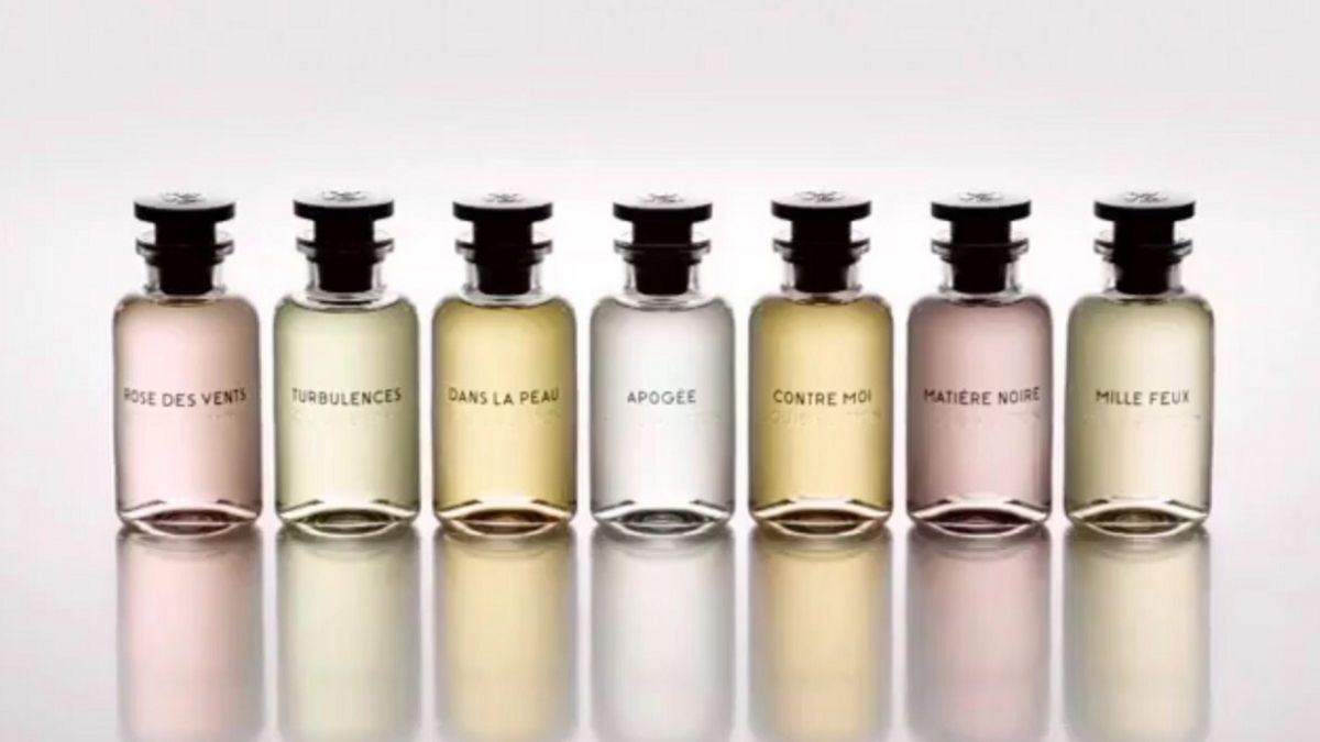 LV香水系列大香即將上市 瓶身搶先看 | Marie Claire 美麗佳人