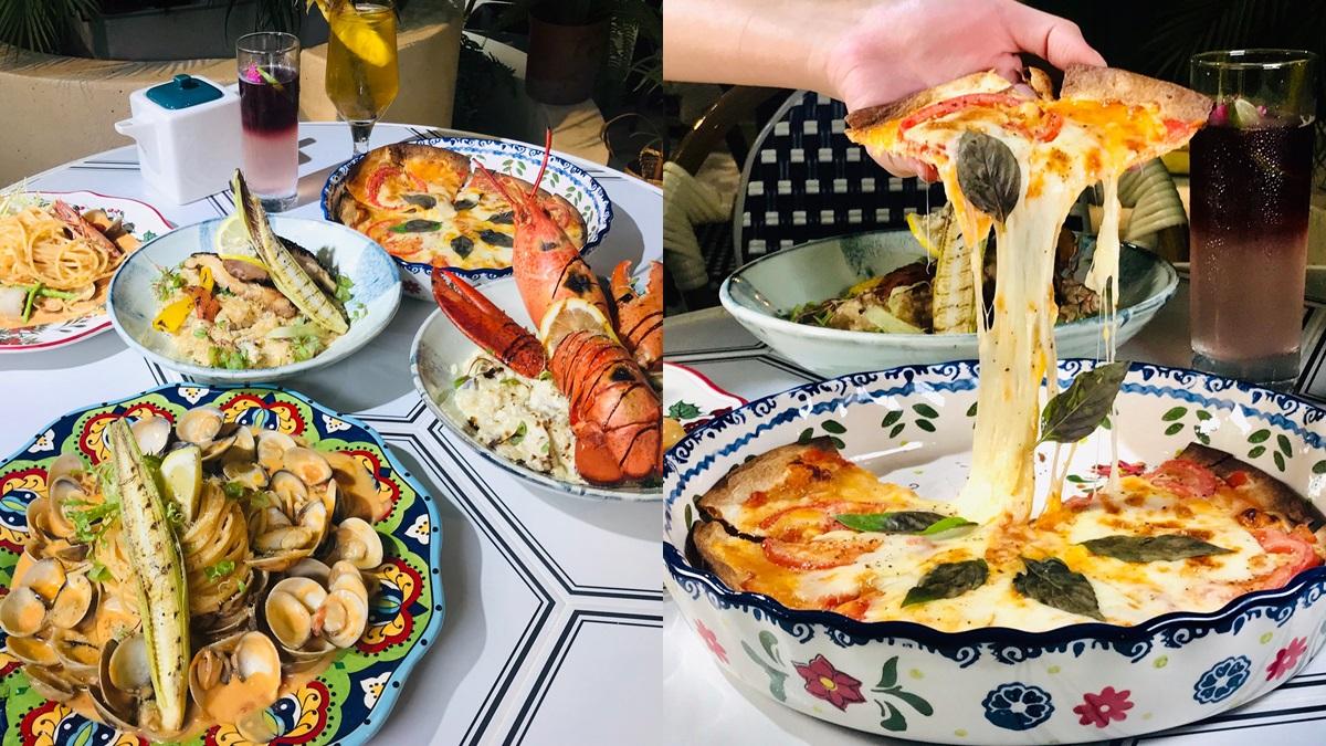 【西門町美食】JAI宅臺中必訪網美餐廳插旗臺北,必吃波士頓龍蝦,滿滿蛤蜊一起吃好吃滿 | Marie Claire 美麗佳人