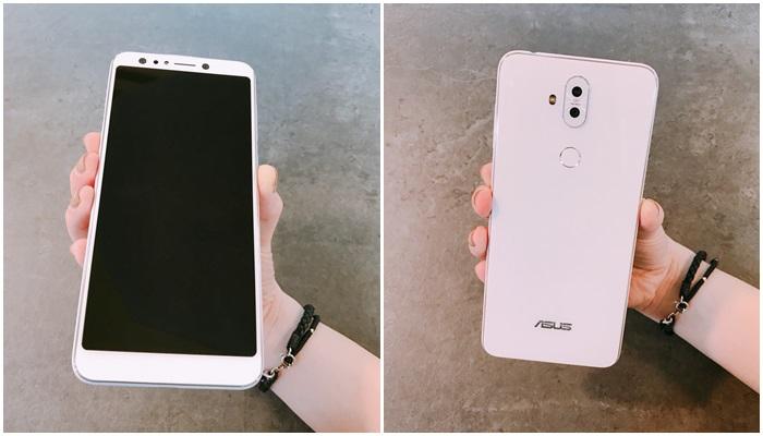 前後機身加起來有4顆鏡頭難怪怎麼拍怎麼美!不但能廣角更被封為自拍神機的華碩ZenFone 5Q搶先在臺灣開放預購 ...