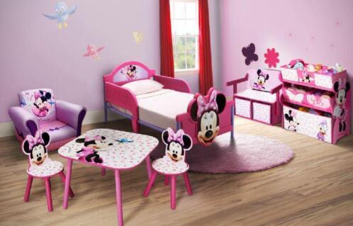 Minnie Mouse  Bed Slaapkamer en Kinderkamer Decoratie