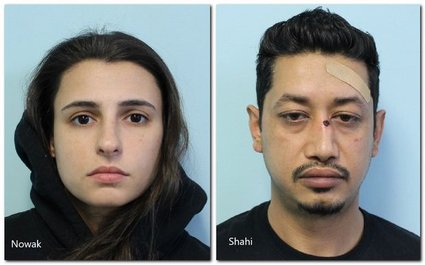 Alissa Nowak, Hemant Shani deny charges from marijuana 'vendor party' at Mardi Gras strip club building in Springfield