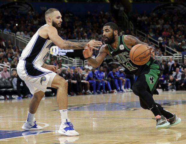 Kyrie Irving Angry At Gordon Hayward After Boston Celtics