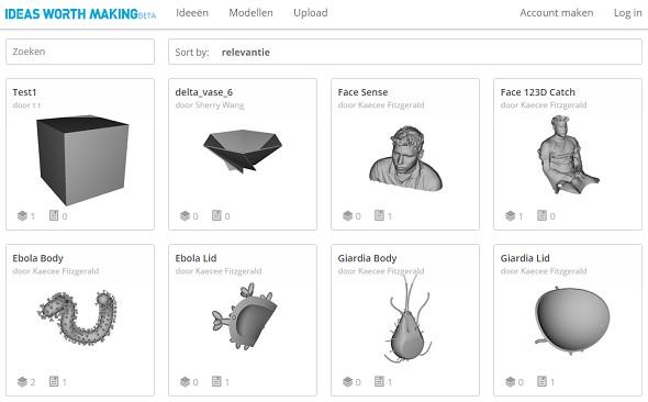 Ideas Worth Making: Akıllı fikirleri 3D Printer ürünlerine dönüştürme