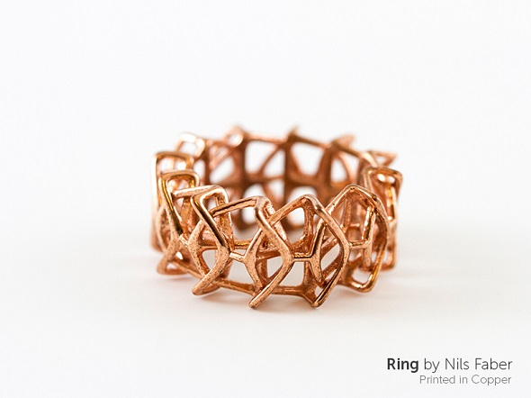 3D Printing Copper 3D Printing Blog Imaterialise