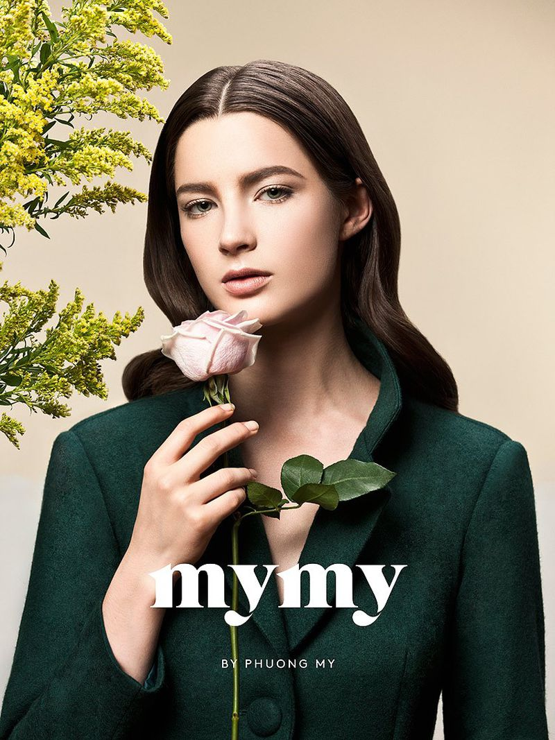 Mymy By Phuong My Fallwinter 2015 (various Campaigns