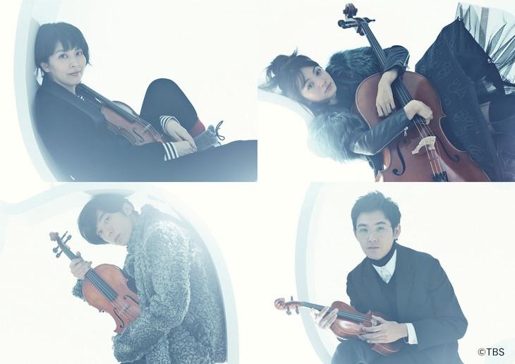 Quartet (2017) Drama, Music, Romance