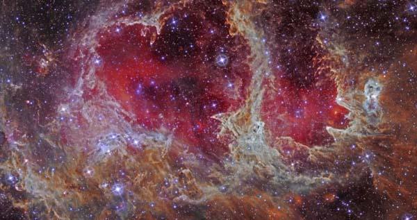 İnanılmaz! NASA tarafından görüntülendi