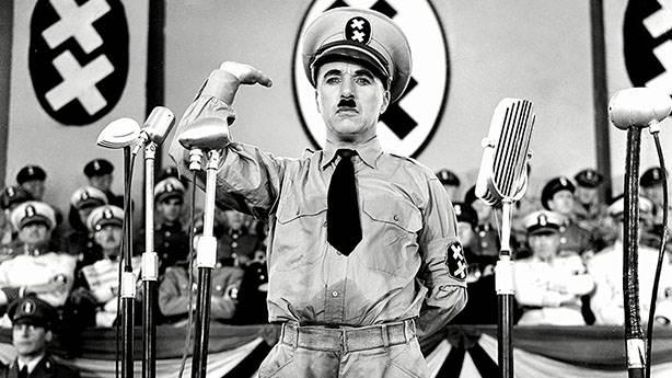 Tüm dünyanın sahiplendiği bir film: 'Büyük Diktatör'