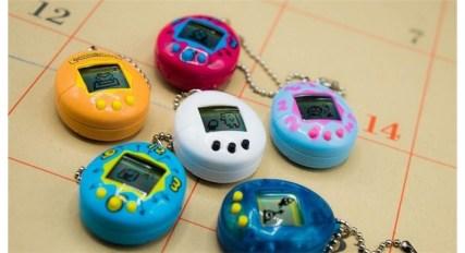 Bandai, 20. yıla özel yeni sanal bebekleri satışa sundu