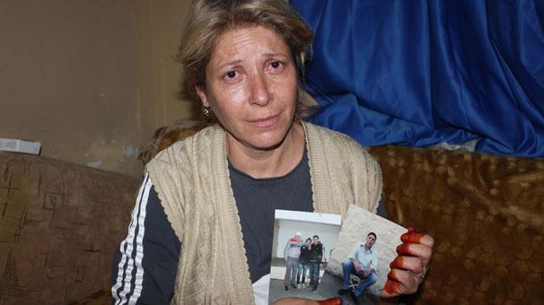 Tutuklu lösemili oğlu için yardım istedi