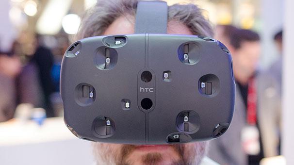HTC'nin yeni sanal gerçeklik gözlüğü Link detaylandı