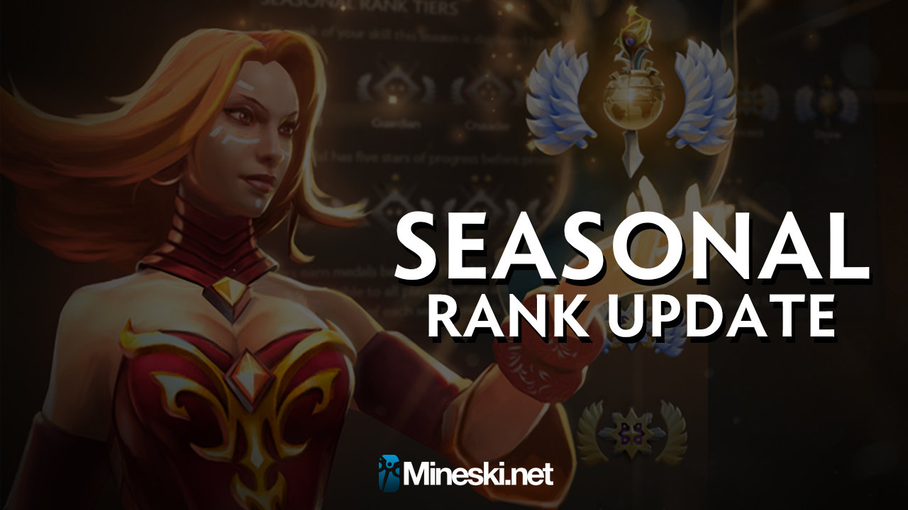 How Does Dota 2s New Ranked System Work