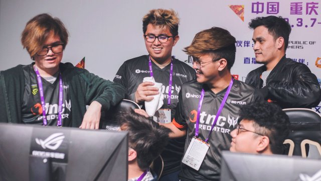 Image result for wesg 2018 tnc