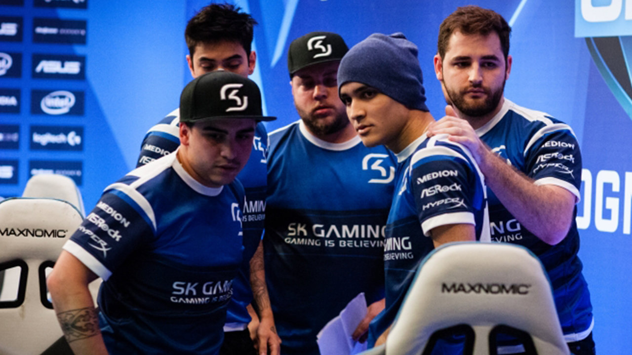 SK Gaming And Team X Disqualified From ELEAGUE