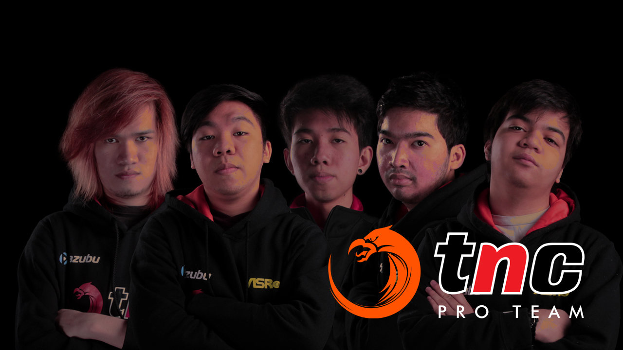 TNC One Series Away From The Manila Major