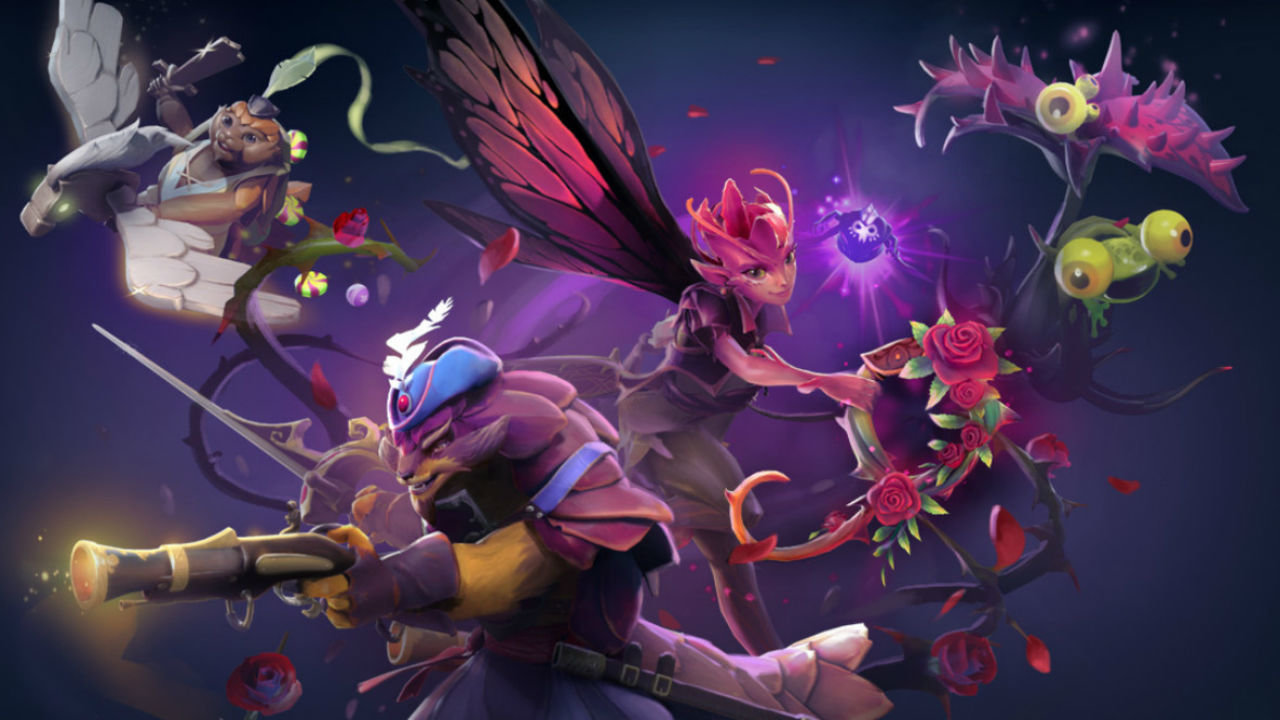 The Dark Willow And Pangolier Are Crazy Good