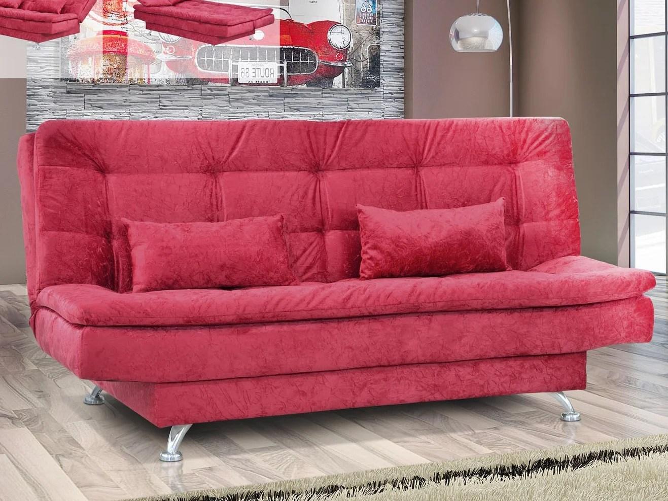 sofa usado olx rio de janeiro protect leather from cats sofá cama casal 3 lugares suede matrix salomé 389