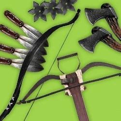 larp weapons foam weapons