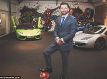 Mansions, Ferraris, career-ending injuries and more ...
