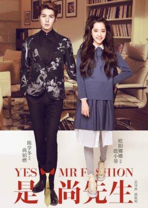 Yes! Mr. Fashion Subtitle Indonesia