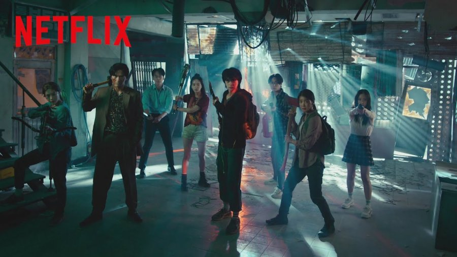 The tv series is getting a lot of buzz and memes on. Netflix S Sweet Home Watched By 22 Million Paid Subscribers In First Four Weeks Of Release Mydramalist