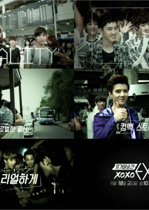 XOXO EXO Subtitle Indonesia