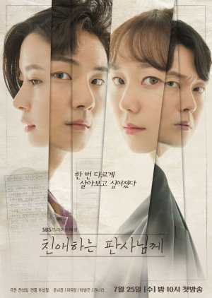 Your Honor Subtitle Indonesia