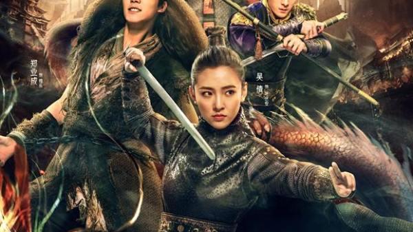 An Oriental Odyssey (2018) Episode 17 Sub Indo