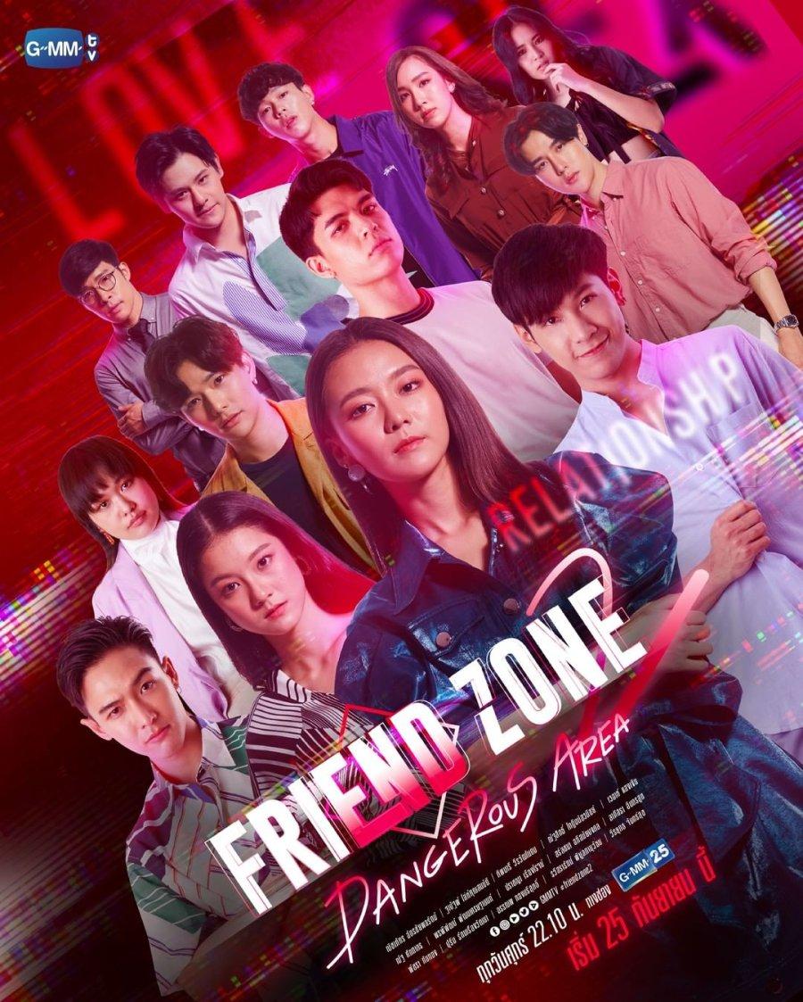 Download Film Friendzone Thai Sub Indo : download, friendzone, Friend, Dangerous, (2020), MyDramaList