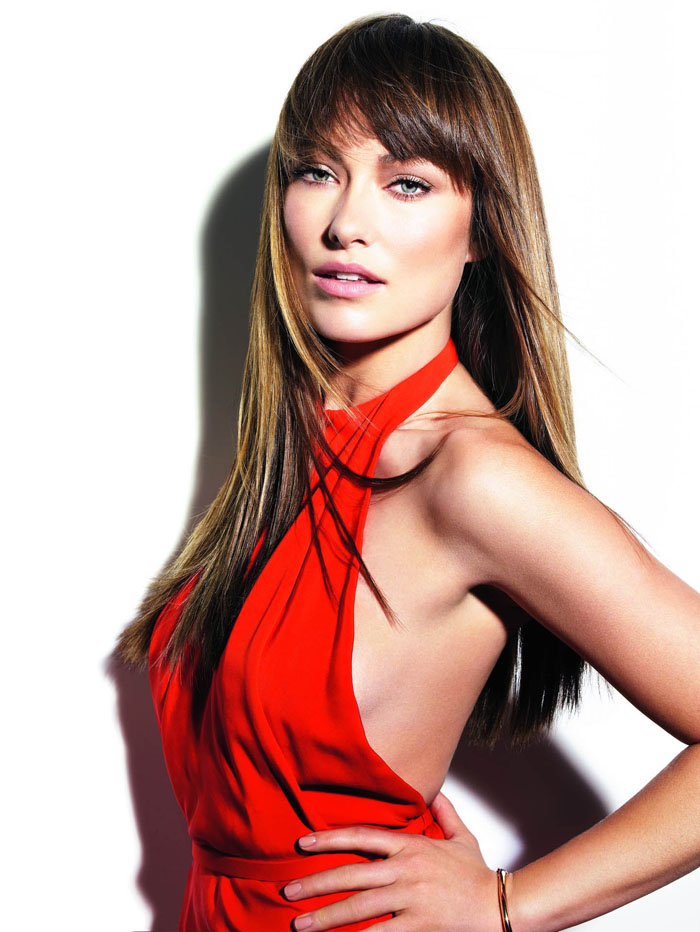 Mother Love Wallpapers With Quotes Olivia Wilde Sexy In Red Celebrities Myniceprofile Com