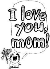 i love you,mom! :: Mother's Day :: MyNiceProfile.com