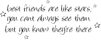 best friends are like