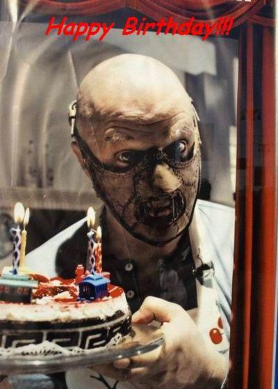 creepy birthday  Happy Birthday  MyNiceProfilecom