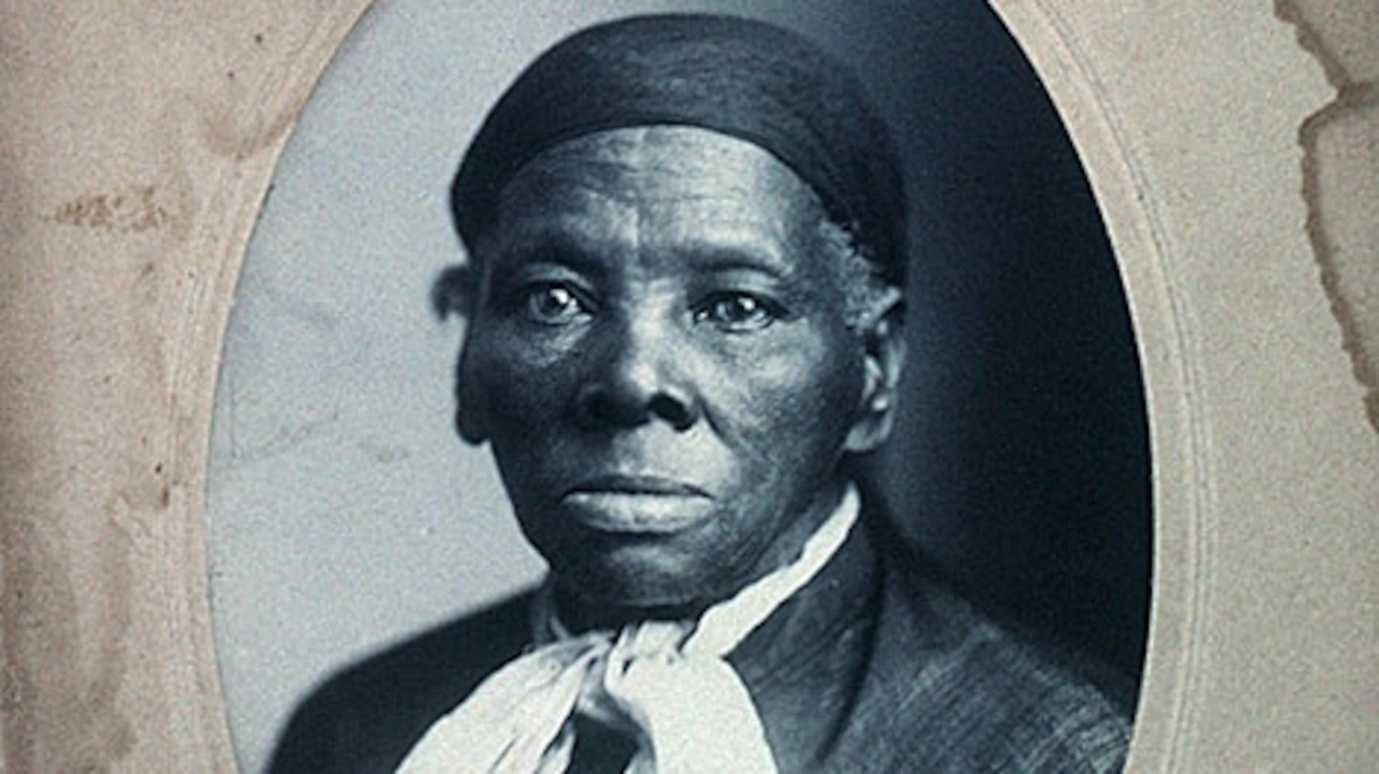hight resolution of Harriet Tubman