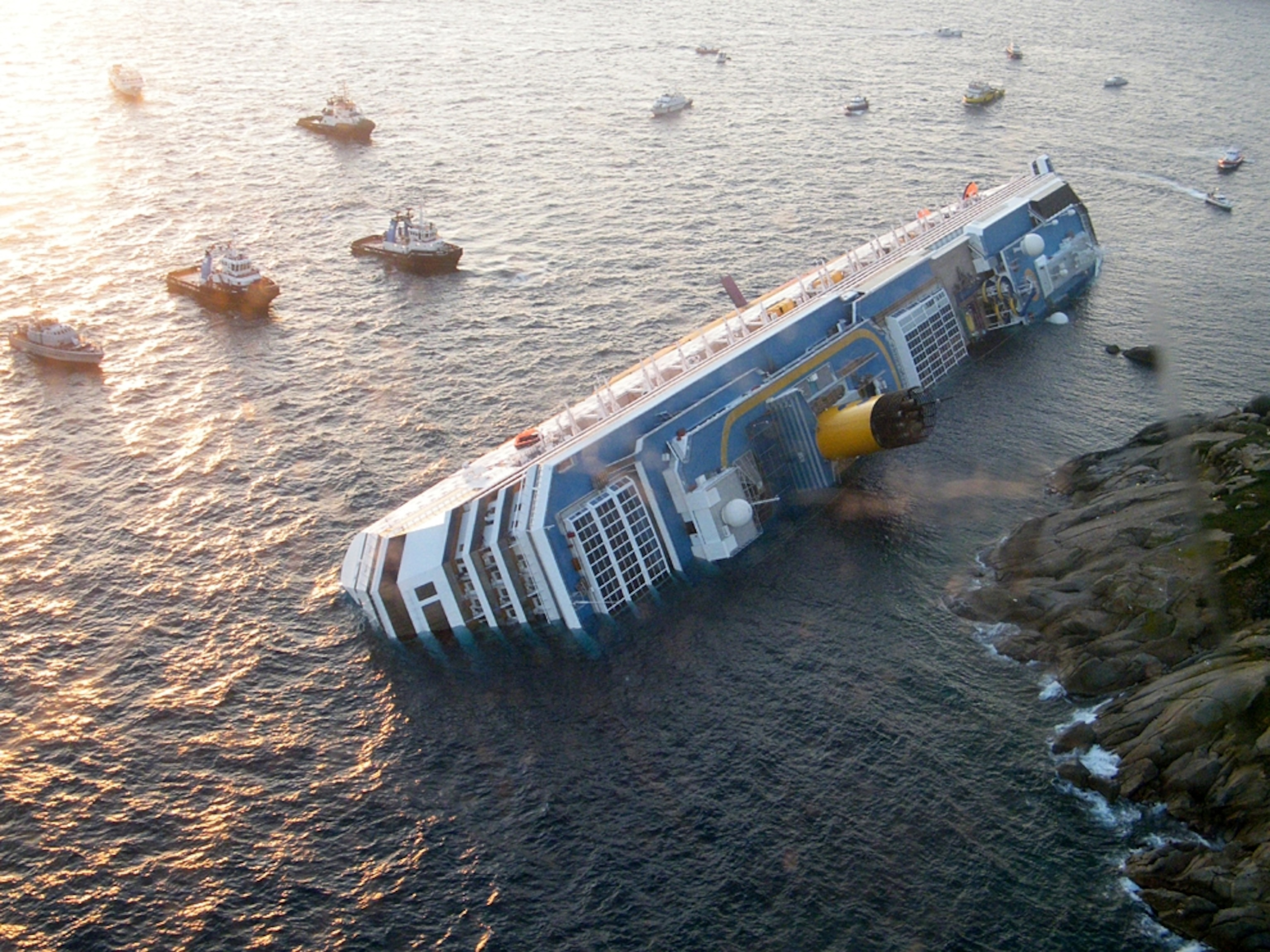 cruise ship disasters that changed travel