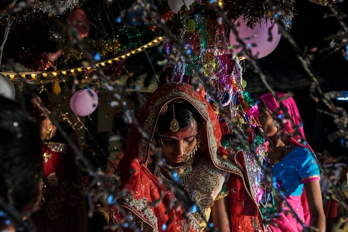 Though Illegal, Child Marriage Still Exists in India