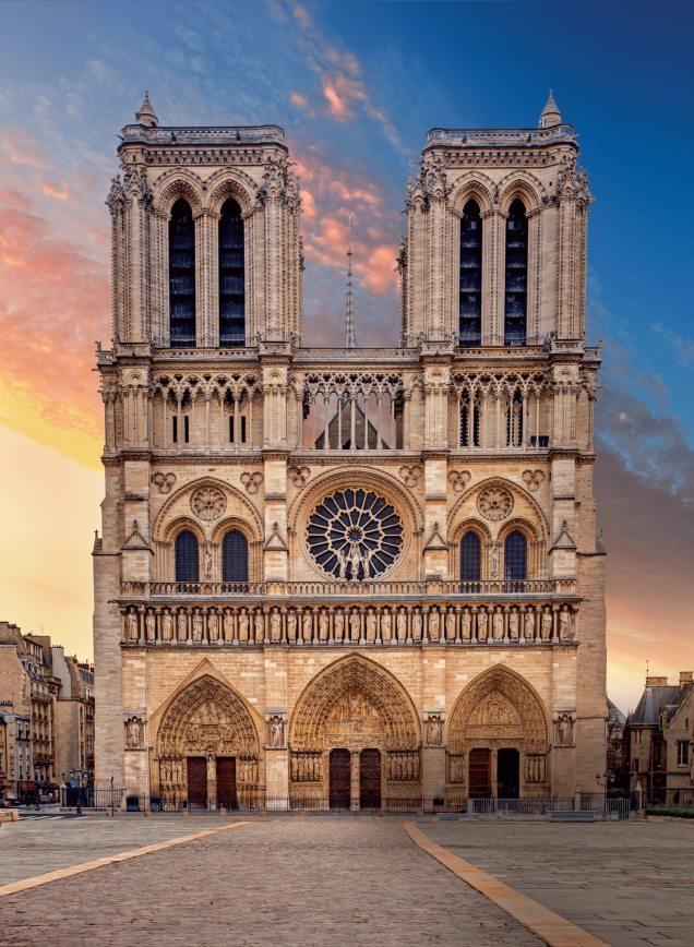 Notre Dame De Paris Histoire Des Arts : notre, paris, histoire, 800-year, History, Paris's, Notre, Cathedral