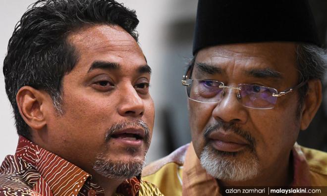 KJ: Apa Tajuddin tahu pasal orang muda?