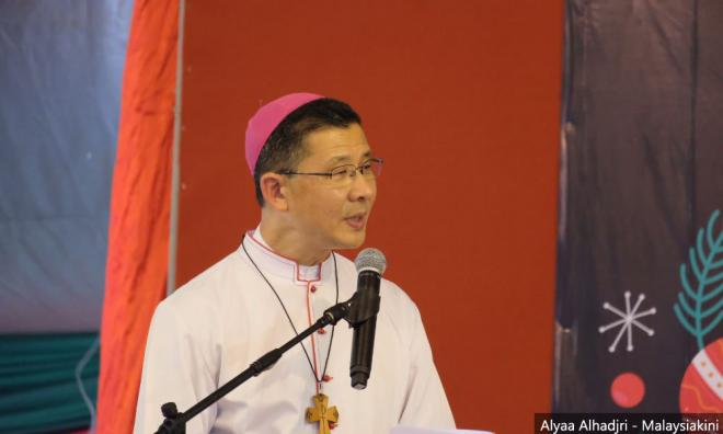 KL Archbishop hopes common sense will prevail among religious leaders