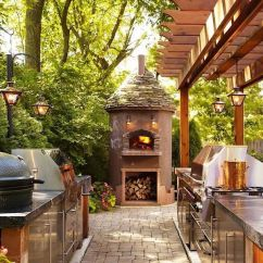 Summer Kitchen Ideas Chandelier Lighting 壮观的diy户外厨房的想法2018 Todoinfor Com 您家的最佳創意2018 大户外厨房