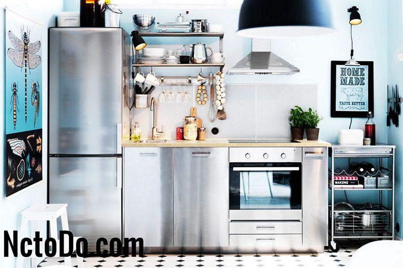 backsplash ideas for small kitchen antique faucets 10小厨房的空间制作小厨房2018 todoinfor com 您家的最佳創意2018 ikea