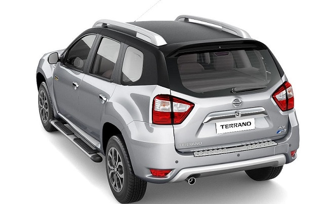 Nissan Terrano AWD Coming Soon