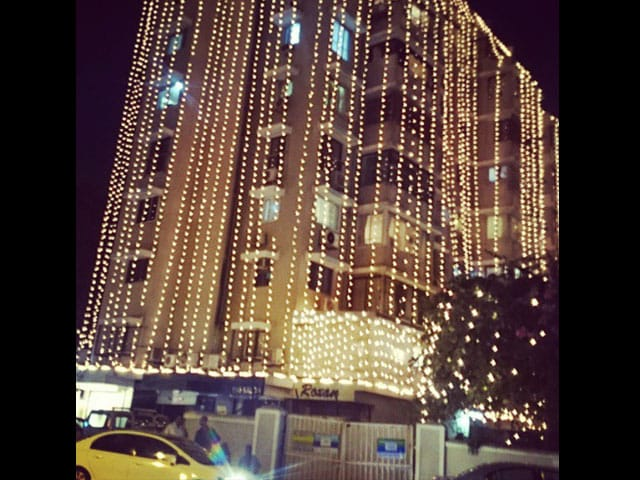 Image result for aamir khan apartment building